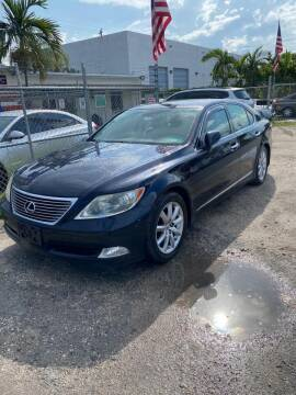 2008 Lexus LS 460 for sale at Best Auto Deal N Drive in Hollywood FL