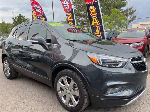 2018 Buick Encore for sale at Duke City Auto LLC in Gallup NM