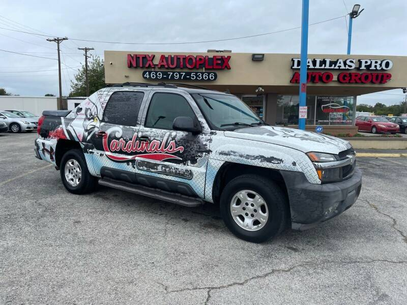 2006 Chevrolet Avalanche for sale at NTX Autoplex in Garland TX