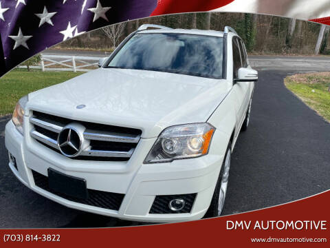 2012 Mercedes-Benz GLK for sale at DMV Automotive in Falls Church VA