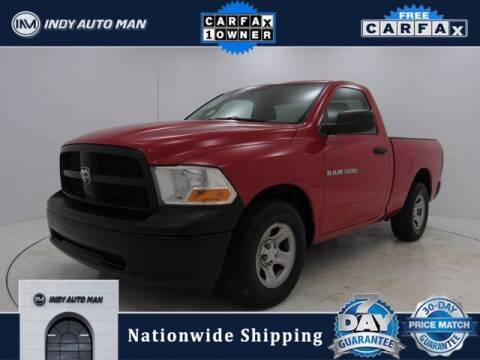 2012 RAM Ram Pickup 1500 for sale at INDY AUTO MAN in Indianapolis IN