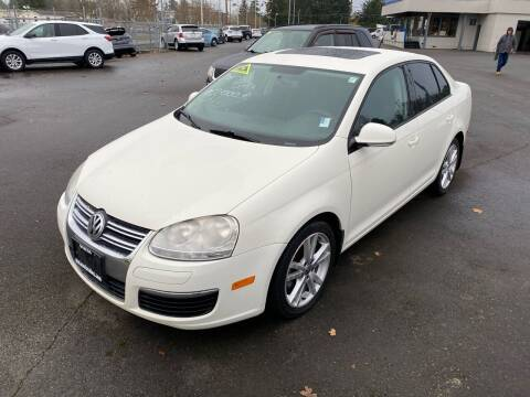 2007 Volkswagen Jetta for sale at Vista Auto Sales in Lakewood WA