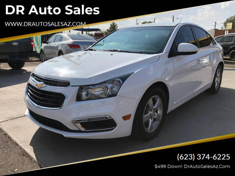 2015 Chevrolet Cruze for sale at DR Auto Sales in Glendale AZ