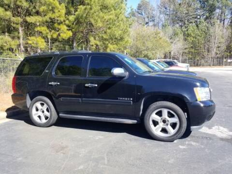 2008 Chevrolet Tahoe for sale at DREWS AUTO SALES INTERNATIONAL BROKERAGE in Atlanta GA
