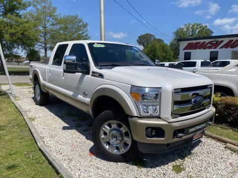 2014 Ford F-250 Super Duty for sale at Beach Auto Brokers in Norfolk VA