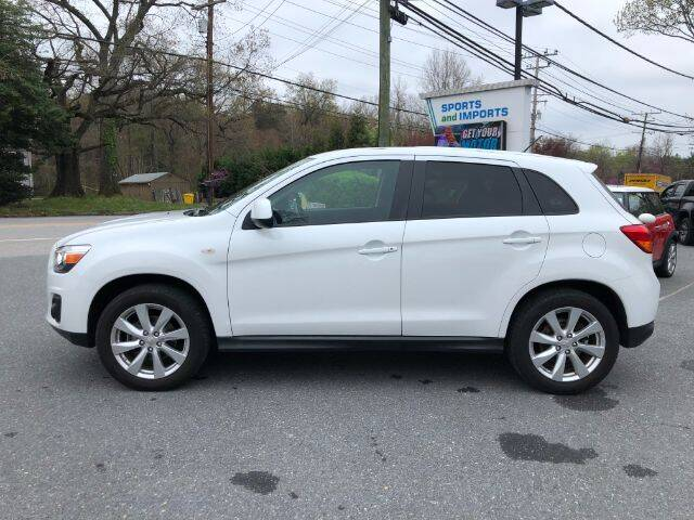 2015 Mitsubishi Outlander Sport for sale at Sports & Imports in Pasadena MD