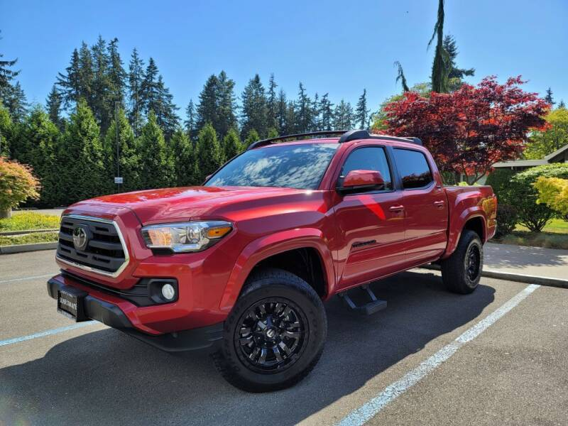 2018 Toyota Tacoma for sale at Silver Star Auto in Lynnwood WA