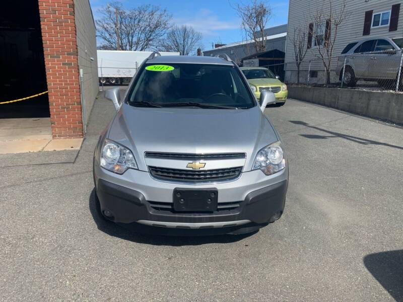 2013 Chevrolet Captiva Sport for sale at Cote & Sons Automotive Ctr in Lawrence MA