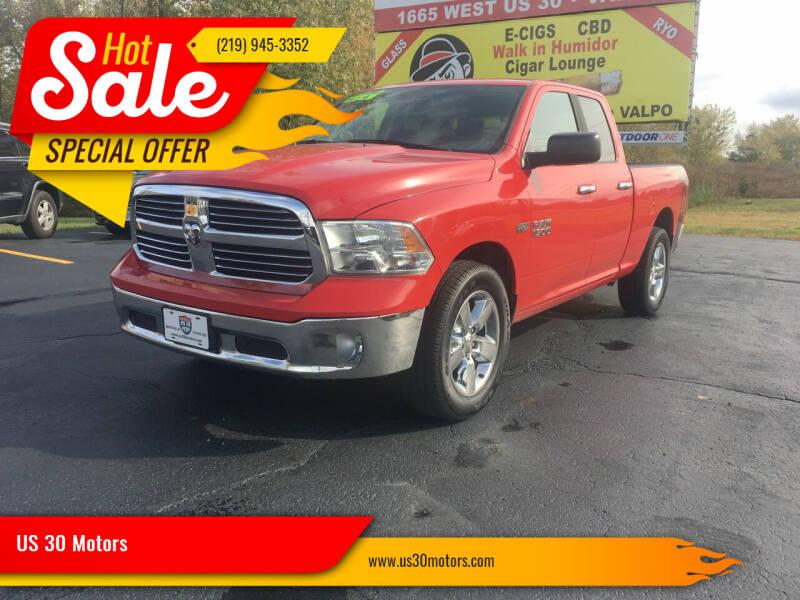2014 RAM Ram Pickup 1500 for sale at US 30 Motors in Merrillville IN