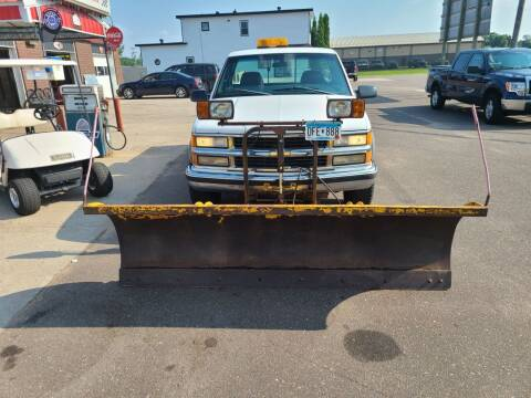 1998 Chevrolet C/K 2500 Series for sale at Rum River Auto Sales in Cambridge MN