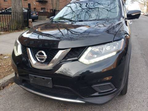 2015 Nissan Rogue for sale at B & Z Auto Sales LLC in Delran NJ