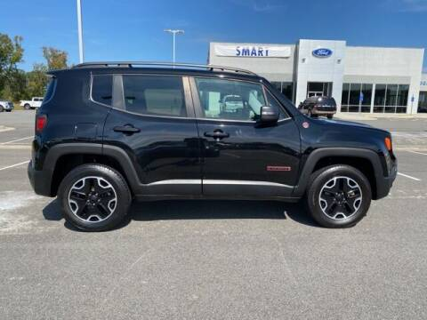 2016 Jeep Renegade for sale at Smart Chevrolet in Madison NC
