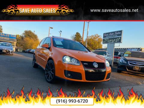 2007 Volkswagen GTI for sale at Save Auto Sales in Sacramento CA