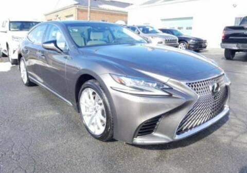 2018 Lexus LS 500 for sale at Dad's Auto Sales in Newport News VA