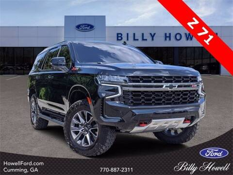 2021 Chevrolet Tahoe for sale at BILLY HOWELL FORD LINCOLN in Cumming GA