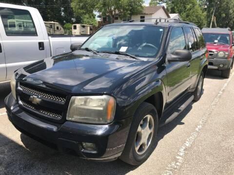 2008 Chevrolet TrailBlazer for sale at Executive Automotive Service of Ocala in Ocala FL