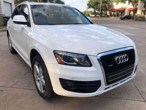 2010 Audi Q5 for sale at PRESTIGE AUTOPLEX LLC in Austin TX