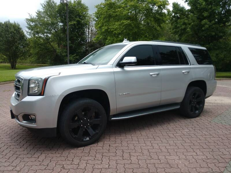 2016 GMC Yukon for sale at CARS PLUS in Fayetteville TN