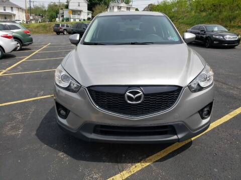 2013 Mazda CX-5 for sale at KANE AUTO SALES in Greensburg PA