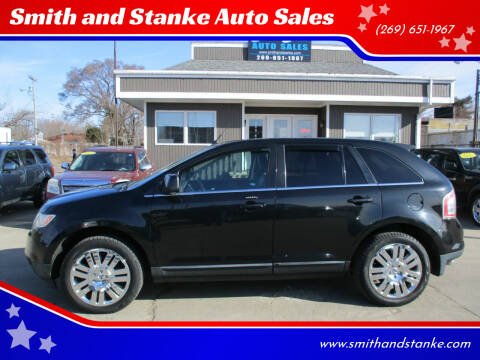 2010 Ford Edge for sale at Smith and Stanke Auto Sales in Sturgis MI
