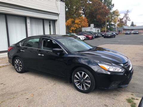 2016 Nissan Altima for sale at Chris Auto Sales in Springfield MA