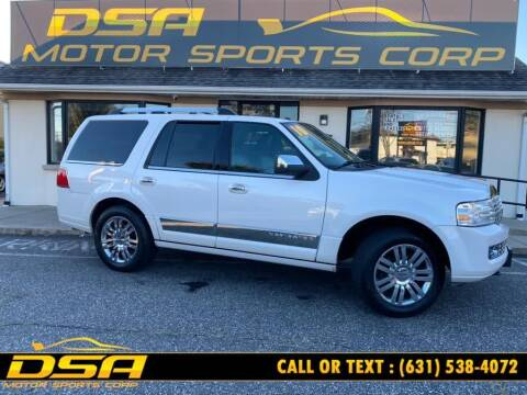 2010 Lincoln Navigator for sale at DSA Motor Sports Corp in Commack NY