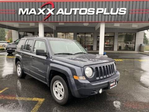 2015 Jeep Patriot for sale at Maxx Autos Plus in Puyallup WA