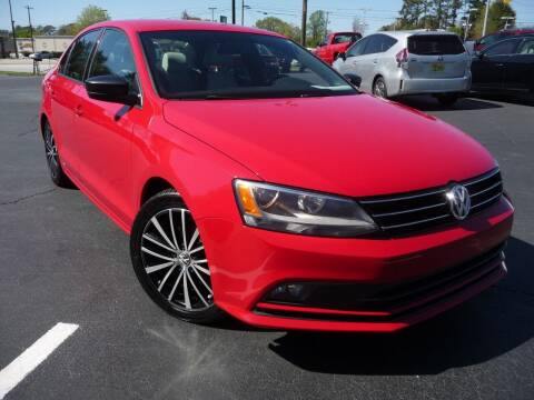 2016 Volkswagen Jetta for sale at Wade Hampton Auto Mart in Greer SC