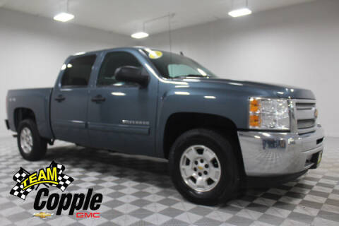 2013 Chevrolet Silverado 1500 for sale at Copple Chevrolet GMC Inc in Louisville NE