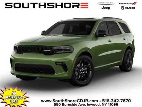 2021 Dodge Durango for sale at South Shore Chrysler Dodge Jeep Ram in Inwood NY