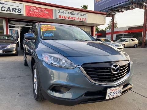 2014 Mazda CX-9 for sale at Right Cars Auto Sales in Sacramento CA