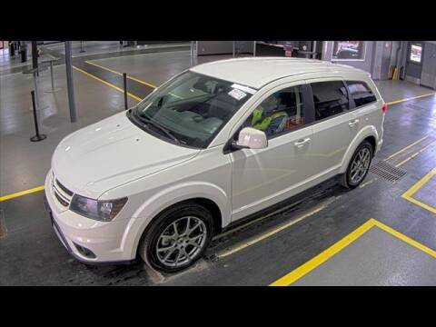 2019 Dodge Journey for sale at Watson Auto Group in Fort Worth TX
