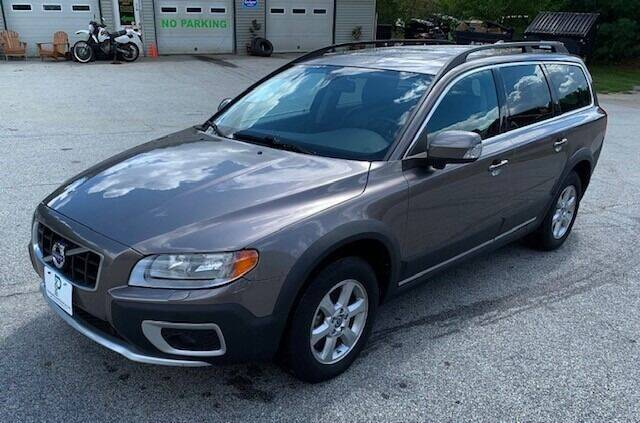 2010 Volvo XC70 for sale at Past & Present MotorCar in Waterbury Center VT