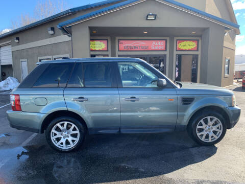 2007 Land Rover Range Rover Sport for sale at Advantage Auto Sales in Garden City ID