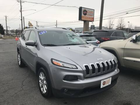 2014 Jeep Cherokee for sale at Cars 4 Grab in Winchester VA