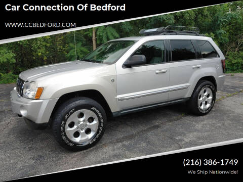 2007 Jeep Grand Cherokee for sale at Car Connection of Bedford in Bedford OH