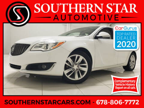 2014 Buick Regal for sale at Southern Star Automotive, Inc. in Duluth GA