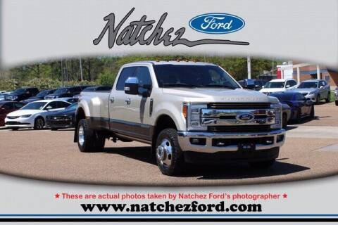 2017 Ford F-350 Super Duty for sale at Auto Group South - Natchez Ford Lincoln in Natchez MS