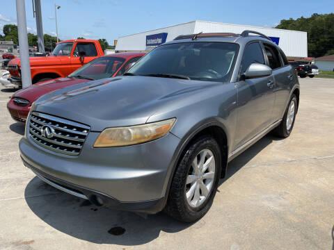 2006 Infiniti FX35 for sale at CarUnder10k in Dayton TN