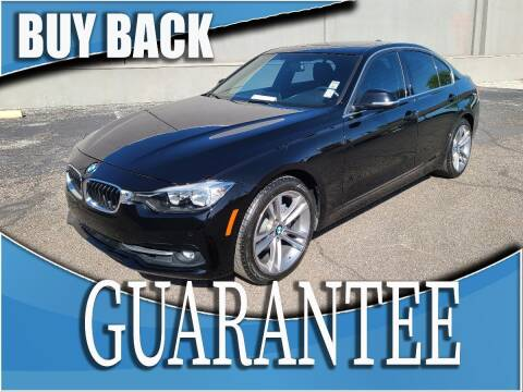 2017 BMW 3 Series for sale at Reliable Auto Sales in Las Vegas NV