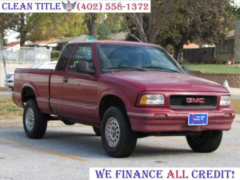 1997 GMC Sonoma for sale at NY AUTO SALES in Omaha NE