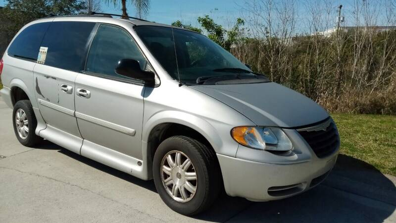 2005 Chrysler Town and Country for sale at Coastal Car Brokers LLC in Tampa FL
