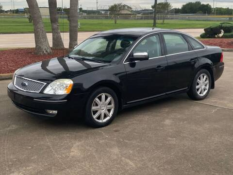 2006 Ford Five Hundred for sale at M A Affordable Motors in Baytown TX