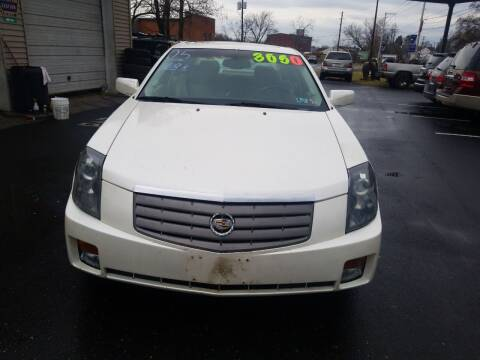 2005 Cadillac CTS for sale at Roy's Auto Sales in Harrisburg PA