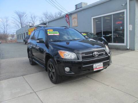 2010 Toyota RAV4 for sale at Omega Auto & Truck Center, Inc. in Salem MA
