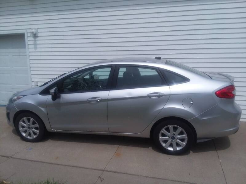 2012 Ford Fiesta for sale in Rochester, MN