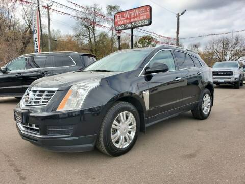 2014 Cadillac SRX for sale at Dealswithwheels in Inver Grove Heights MN