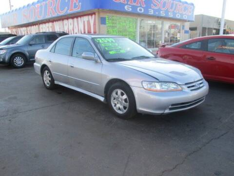 2001 Honda Accord for sale at CAR SOURCE OKC in Oklahoma City OK