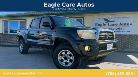 2006 Toyota Tacoma for sale at Eagle Care Autos in Mcpherson KS