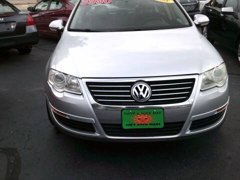2008 Volkswagen Passat for sale at JIMS AUTO MART INC in Milwaukee WI